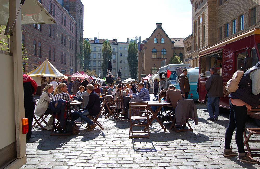 Streetfood-market